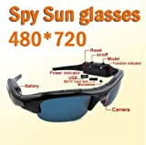 Mini DVR Spy Sunglasses Camera Audio Video Recorder DV