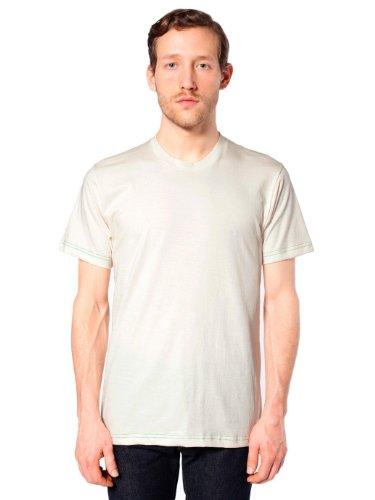 T-shirt-en-Coton-Jersey-Fin-Bio--Manches-Courtes