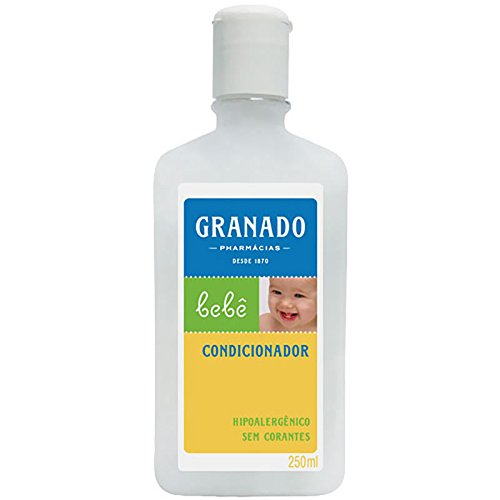 Linha Bebe Granado - Condicionador Bebe Tradicional 250 Ml - (Granado Baby Collection - Classic Baby Conditioner 8.5 Fl Oz)