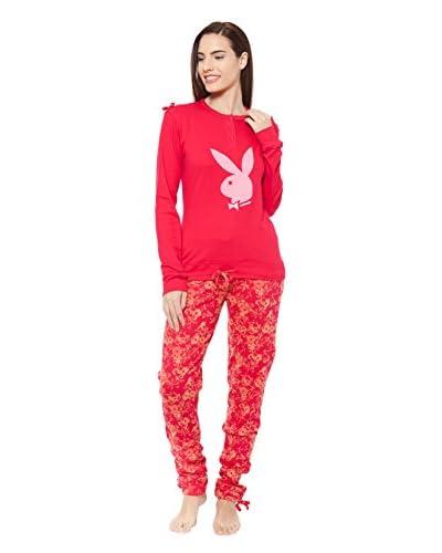 Playboy Pijama Cute Girl Cozy Nights