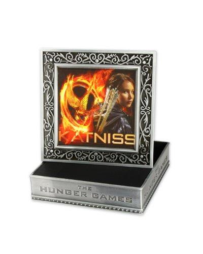 Neca The Hunger Games Movie Jewelry Box Metal
