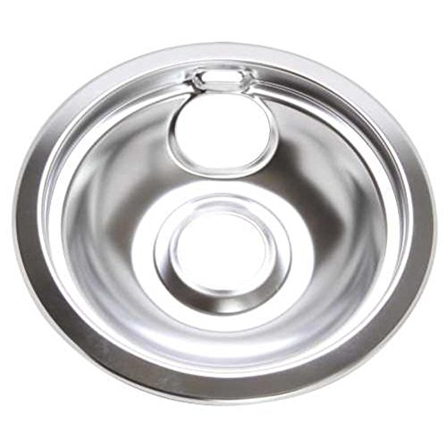 Ge Smp6N Drip Bowl For 6 Inch Burner Chrome