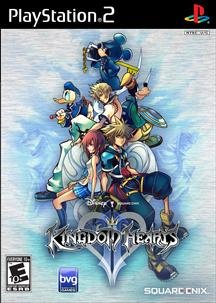 Kingdom Hearts II Advanced Battle System (Greatest Hits, PlayStation 2)