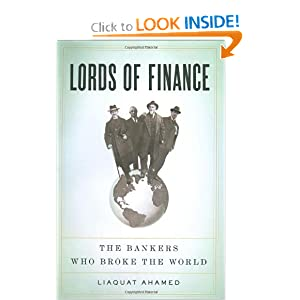 Lords of Finance - Liaquat Ahamed