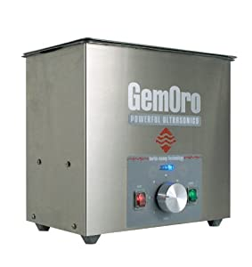 GemOro 32 Quart Ultrasonic Cleaner KSLR1729