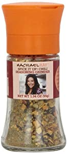 Rachael Ray Fancy Boy Grinders Spice It Up Chili Seasoning, 1.94-Ounce