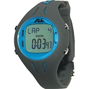 Swimovate Pool Mate Watch Speed, Distance and Lap Computer for Swimmers