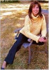 CHOMPA Lady's Sweater Knitting Pattern: Misti International: Amazon