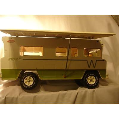 Amazon.com : TONKA WINNEBAGO INDIAN MOTORHOME 1970 : Other
