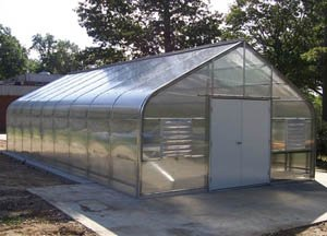 Garden Grower Package - 18' wide x 18' long package