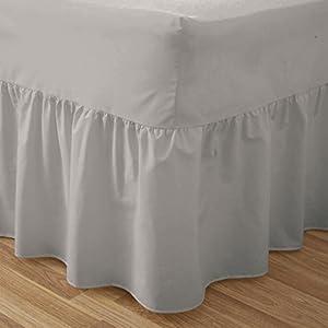 Love2sleep 50 50 Poly Cotton Cotton Rich Quality Grey