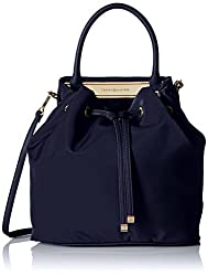 Tommy Hilfiger Harper Nylon Drawstring Shoulder Bag