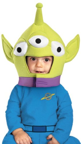 Disguise Baby Boy's Disney Pixar Toy Store and Beyond Alien Classic Costume