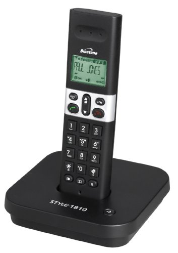 Binatone Style 1810 Single Digital Cordless Telephone images