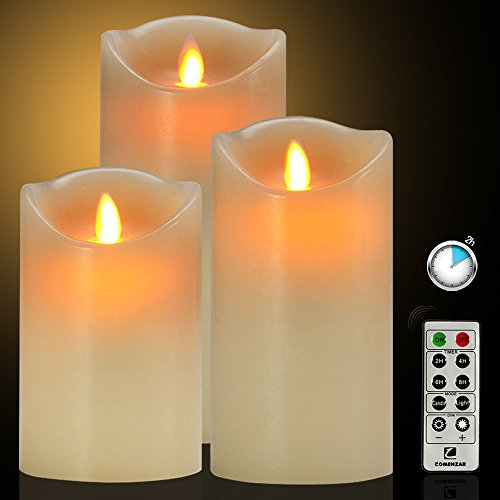 Candle Chandeliers Flameless Candles Battery Operated