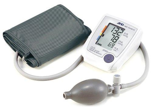 A&D Semi Automatic Blood Pressure Monitor