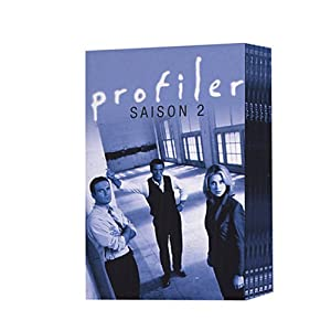 Profiler - L'Intégrale Saison 2 - Coffret 6 DVD
