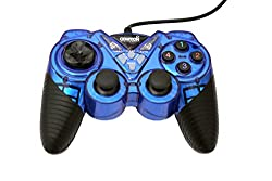 USB GAME PAD WITH DOUBLE SHOCK MCS-ODM-908.
