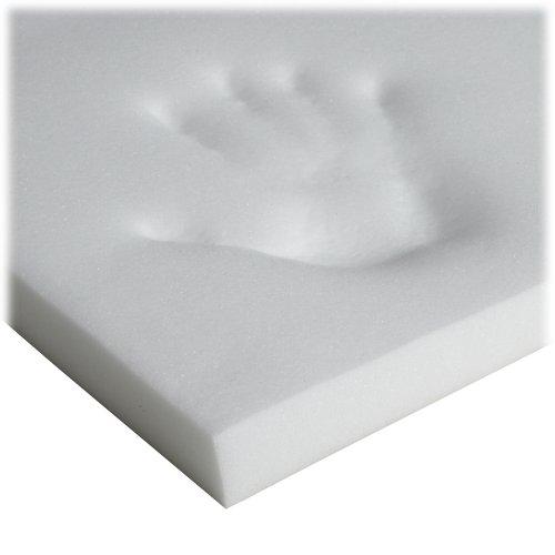 Serta 3-Pound Memory Foam Twin 1-1/2-Inch Mattress Topper