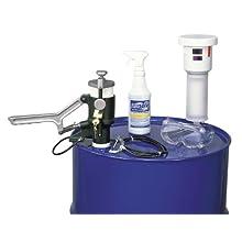 Justrite 28222 Aerosolv Aerosol Can Disposal System