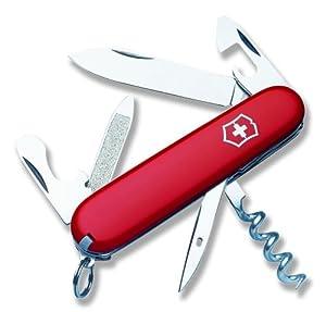 Amazon Com Victorinox Swiss Army Sportsman Pocket Knife