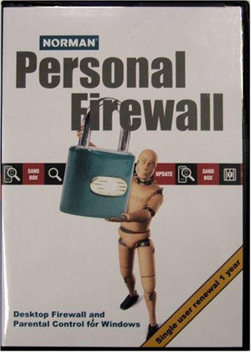 Norman Personal Firewall (1 User, 1 Year Renewal) (PC)