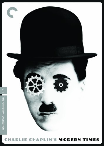DVD - Charlie Chaplin in Modern Times