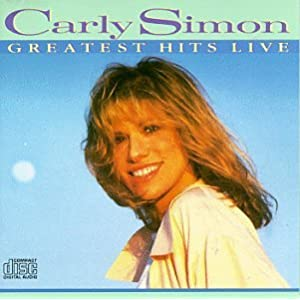 Carly Simon Greatest Hits Live Ep