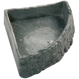 Reptile Rock Corner Water Dish - X-Large
