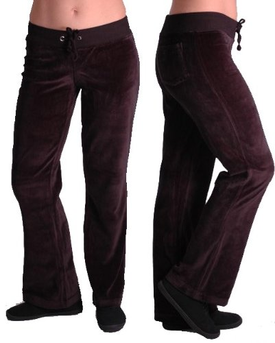 EyeCatchClothing - Womens Velour Jogging Tracksuit