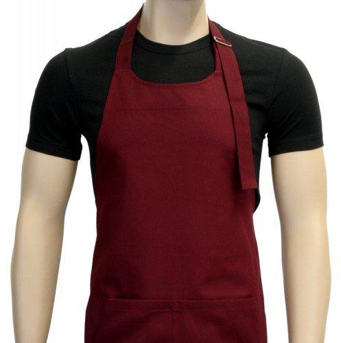 grillschurze-uni-in-vielen-farben-grillen-bbq-grill-schurze-grillsport-kochschurze-weinrot
