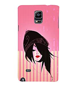 Queen In My Life 3D Hard Polycarbonate Designer Back Case Cover for Samsung Galaxy Note 4 N910 :: Samsung Galaxy Note 4 Duos N9100