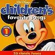 Walt Disney Records : Children's Favorite Songs, Vol. 1 : 25 Classic Tunes