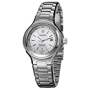Movado Women's 2600031 Series 800 Performance Stainless-Steel Watch