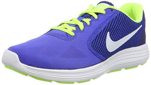 Nike Nike Revolution 3 - Zapatillas de running Hombre, Azul...