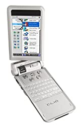 Sony Clie PEG-NX70V (Silver) Handheld