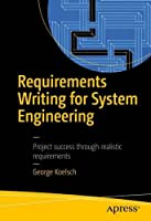 Requirements Writing for System Engineering Front Cover