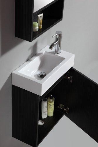 Mobile da bagno set roma specchio lavandino armadietto base m 70119 1199 arredamento e - Mobile bagno usato roma ...