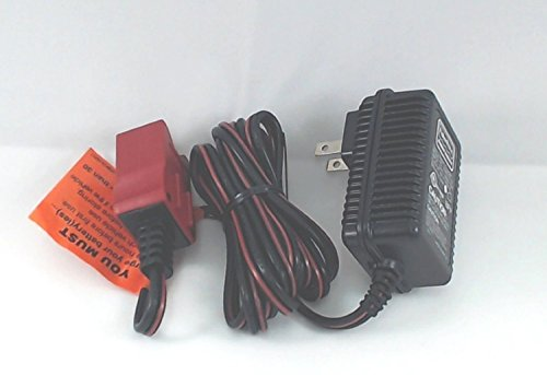 Fisher Price, Power Wheels, 6 Volt Red Battery Charger, 00801-1481, 00801-1779 (Fisher Price 6volt Battery compare prices)