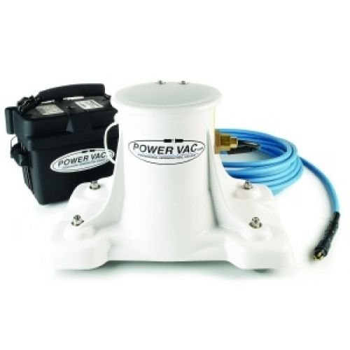 Power Vac Pv2100 Portable Professional Swimming Pool Vacuum Cleaner