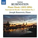 Musique Pour Piano (1852-1894)