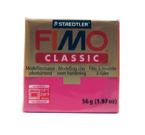 Fimo Classic Magenta 2oz (Polymer Clay Fimo Classic compare prices)