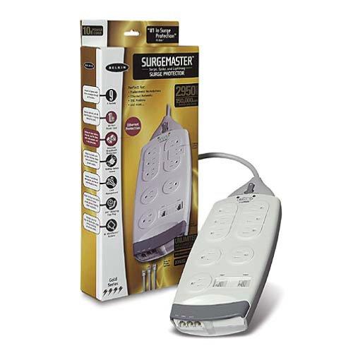 Buy BELKIN F9G934-10 9-Outlet SurgeMaster Gold SeriesB000088KHU Filter