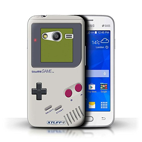 STUFF4 Phone Case / Cover for Samsung Galaxy Ace 4 Lite/G313 / Nintendo Game Boy Design / Games Console Collection (Samsung Ace 4 Lite G313 compare prices)
