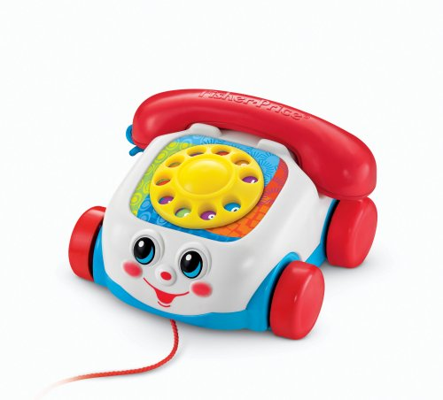 Review Fisher-Price Toddlerz Chatter Telephone