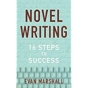 Image: Cover of Novel Writing: 16 Steps to Success
