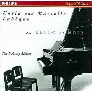 Debussy Album: Blanc Et Noir