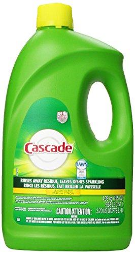 Cascade Gel Dishwasher Detergent Lemon Scent, 155 Oz (Cascade Liquid Dishwasher compare prices)