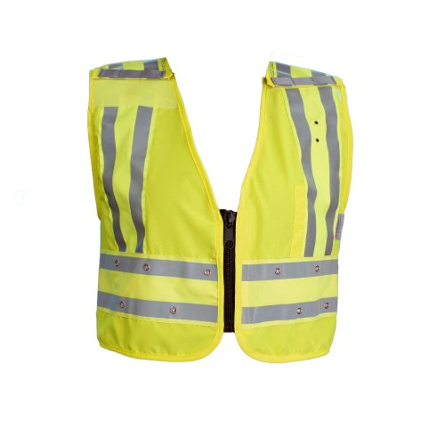 Regimen Usa Safety Vest With Led Lights (Extra Large)