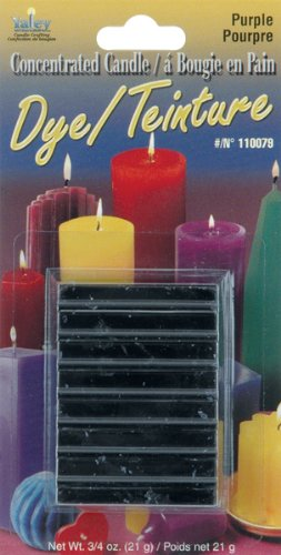 Concentrated Candle Dye .75oz Blocks-Purple (Candle Dye Purple compare prices)